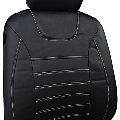 Leather Car Seat Covers detailed front