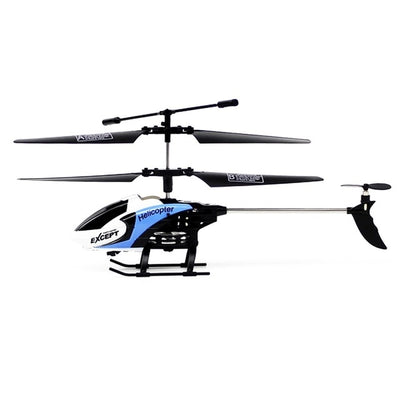 Best Remote Control Electric RC Toy Helicopter- blue white