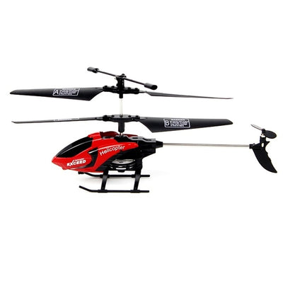 Best Remote Control Electric RC Toy Helicopter red