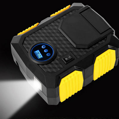 tire inflator flashlight
