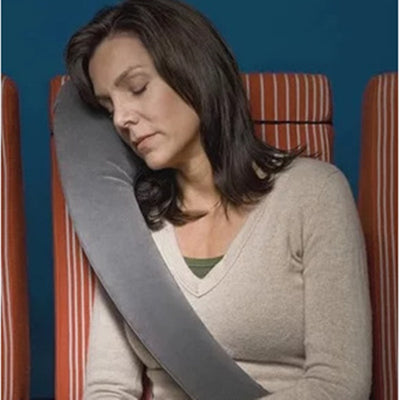 Inflatable Blow Up Travel Neck Pillow