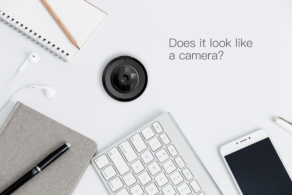 Mini Wireless Hidden Spy Camera does it look like a camera