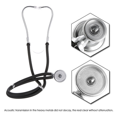 Professional Multifunctional Stethoscope Portable dual head