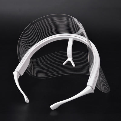 LED Light Therapy Face Mask back
