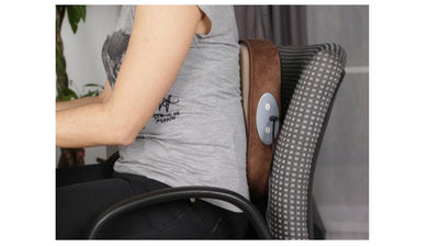 Electric Heated Foot Massager bag