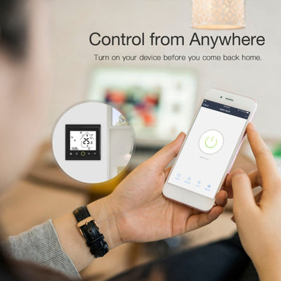 Programmable Smart Wifi Home Thermostat control from anywhere