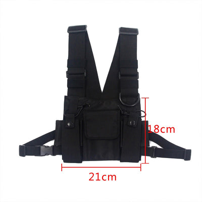 Tactical Military Chest Rig Dimensions
