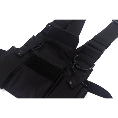 Tactical Military Chest Rig angle view