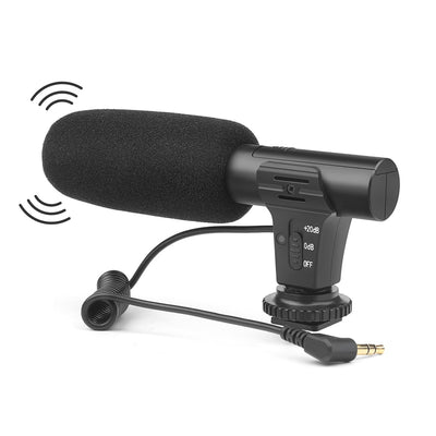Hi-tech Camera Microphone Excellent Quality full view
