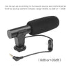 Hi-tech Camera Microphone Excellent Quality 3.5mm jack