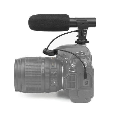 Hi-tech Camera Microphone Excellent Quality in dslr