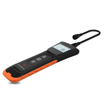 Portable Gas Leak Detector side view