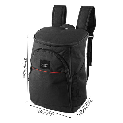 Thermal Storage Backpack Cooler dimension