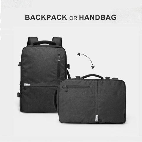 Laptop Travel Business Backpack dual purpose