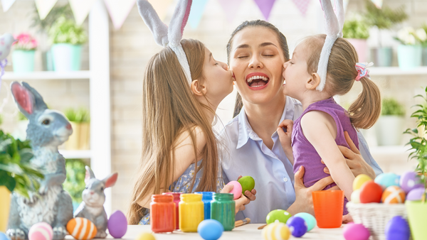 How To Spend Easter With Loved Ones While Self-Isolating