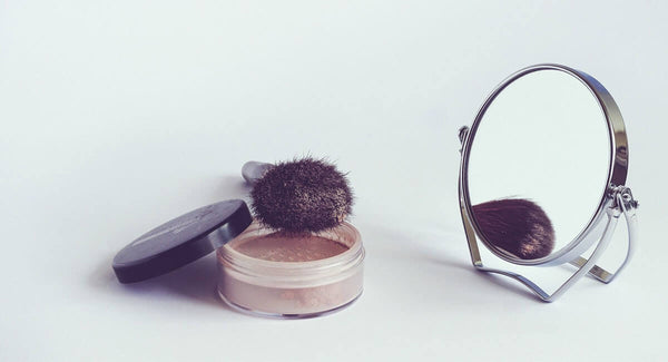 Mica Beauty's Mineral Powder Foundation