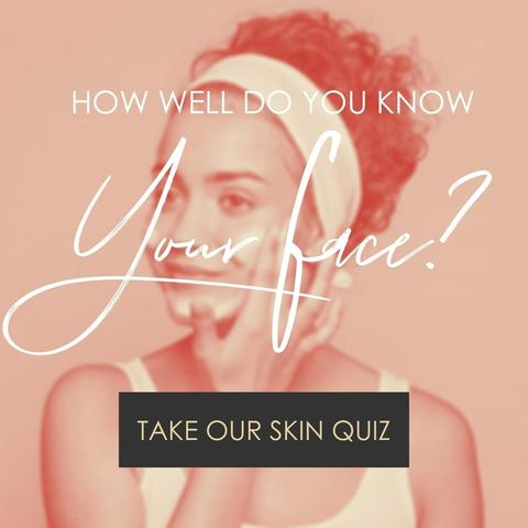 Beauty Affairs Skin Quiz Image
