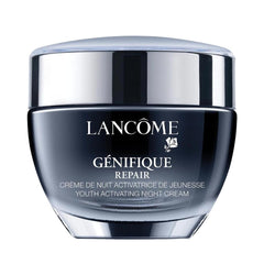 lancome advanced genifique youth activating night cream product image on white background