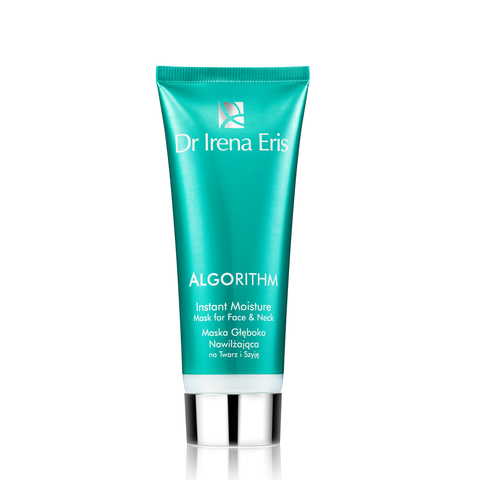 Dr Irina Eris Algorithm Instant Moisture Mask for Face and Neck
