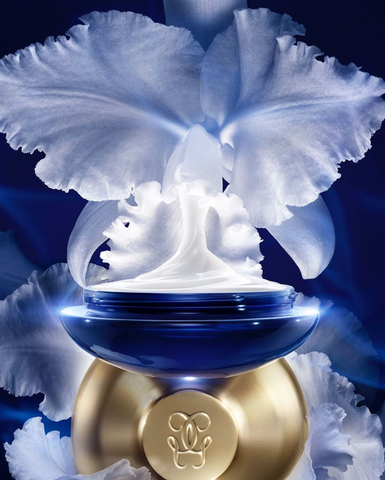Guerlain orchidee imperiale cream promotion image