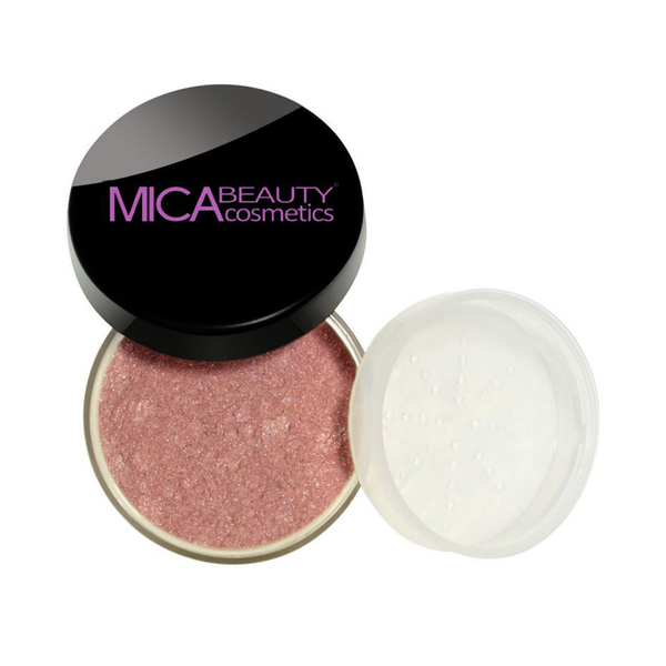 Mica Beauty 100% Natural Mineral Blush / Bronzer - Bronze Product View