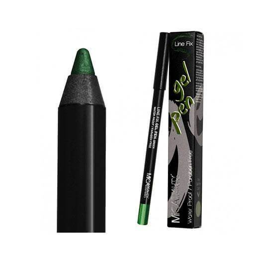 Mica Beauty Gel Pen - Green Product View