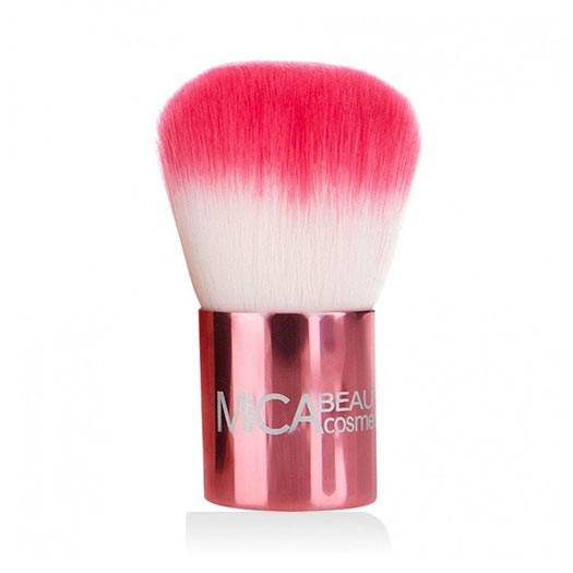 Mica Beauty Pink Soft Kabuki Brush - Product View