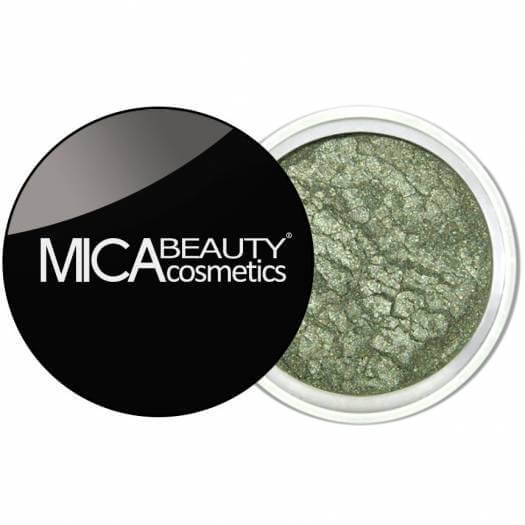 Mica Beauty 100% Natural Mineral Eye Shadow - 58-Moss Product View
