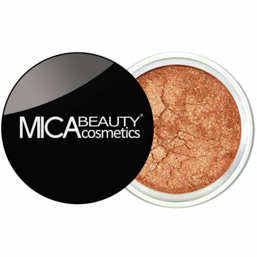 Mica Beauty 100% Natural Mineral Eye Shadow - 17-Bronze Product View