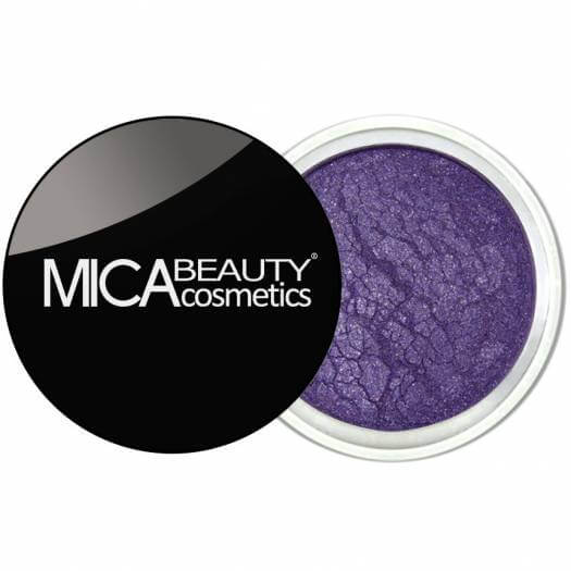 Mica Beauty 100% Natural Mineral Eye Shadow - 19-Lavendar Product View