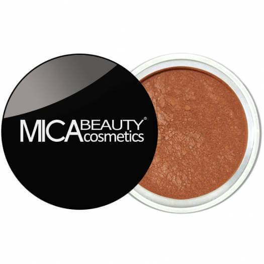 Mica Beauty 100% Natural Mineral Eye Shadow - 73-Sienna Product View