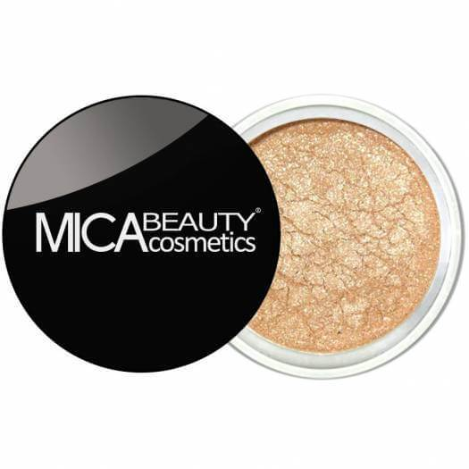 Mica Beauty 100% Natural Mineral Eye Shadow - 8-Tease Product View