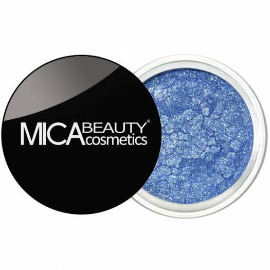 Mineral Eye Shadow Mica Beauty - 15-Splash Product ViewMica Beauty 100% Natural Mineral Eye Shadow - 15-Splash Product View