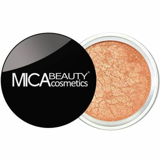 Mica Beauty 100% Natural Mineral Eye Shadow - 13-Coral Reef Product View