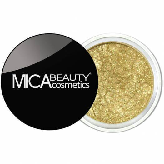 Mineral Eye Shadow Mica Beauty - 15-Splash Product ViewMica Beauty 100% Natural Mineral Eye Shadow - 16-Luxury Product View