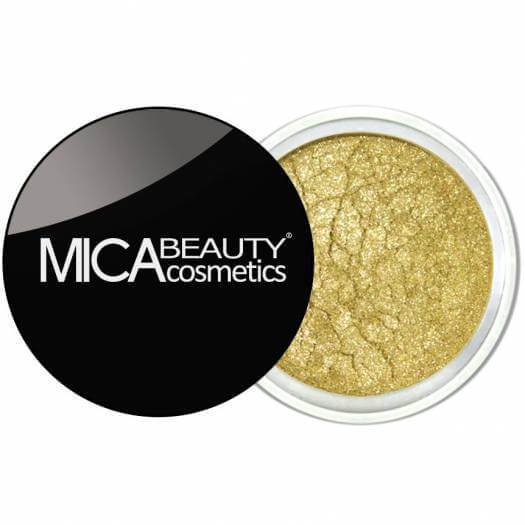 Mica Beauty 100% Natural Mineral Eye Shadow - 4-Storm Product View