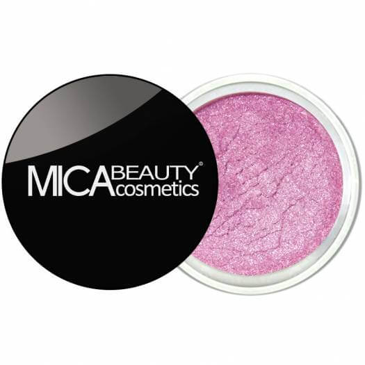 Mica Beauty 100% Natural Mineral Eye Shadow - 3-Wild Rose Product View