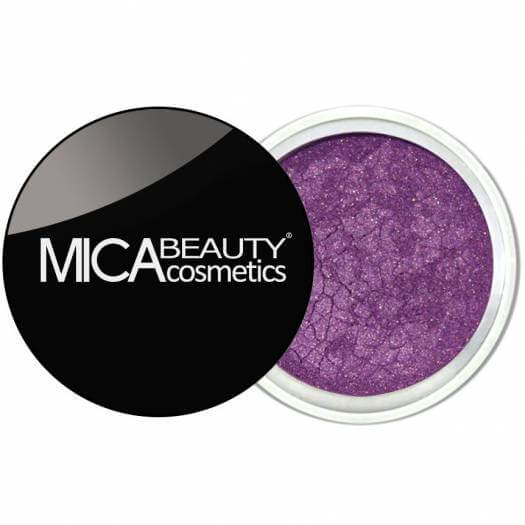Mica Beauty 100% Natural Mineral Eye Shadow - 6-Passion Product View