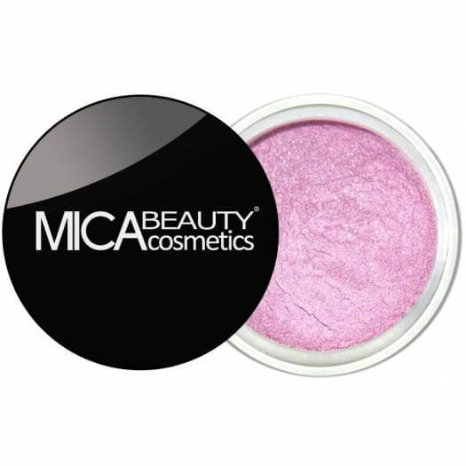 Mica Beauty 100% Natural Mineral Eye Shadow - 25-Orchid Product View