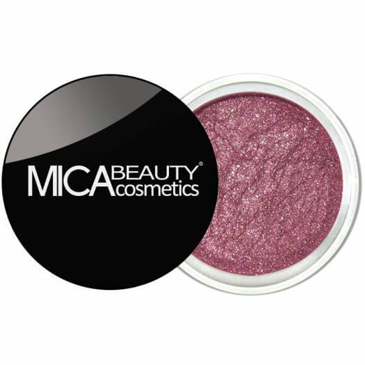 Mica Beauty 100% Natural Mineral Eye Shadow - 37-Amethyst Product View