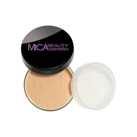 Mica Beauty 100% Natural Mineral Foundation Powder - Sandstone Product View