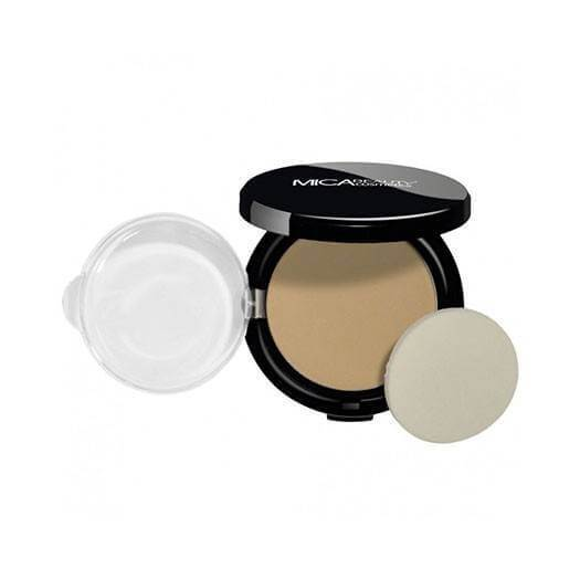 Mica Beauty Pressed Mineral Foundation - Sandstone Product View