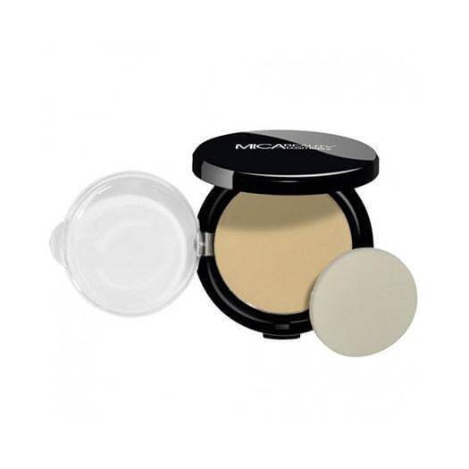 Mica Beauty Pressed Mineral Foundation - Porcelain Product View