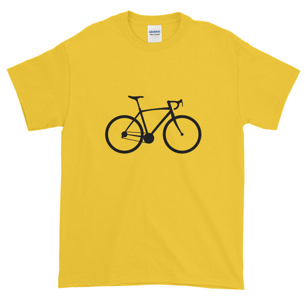 Inspired by the Tour , Yellow Short-Sleeve T-Shirt