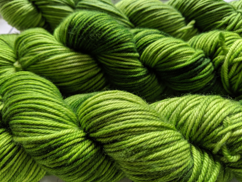 Avocado - Birch Hollow Fibers