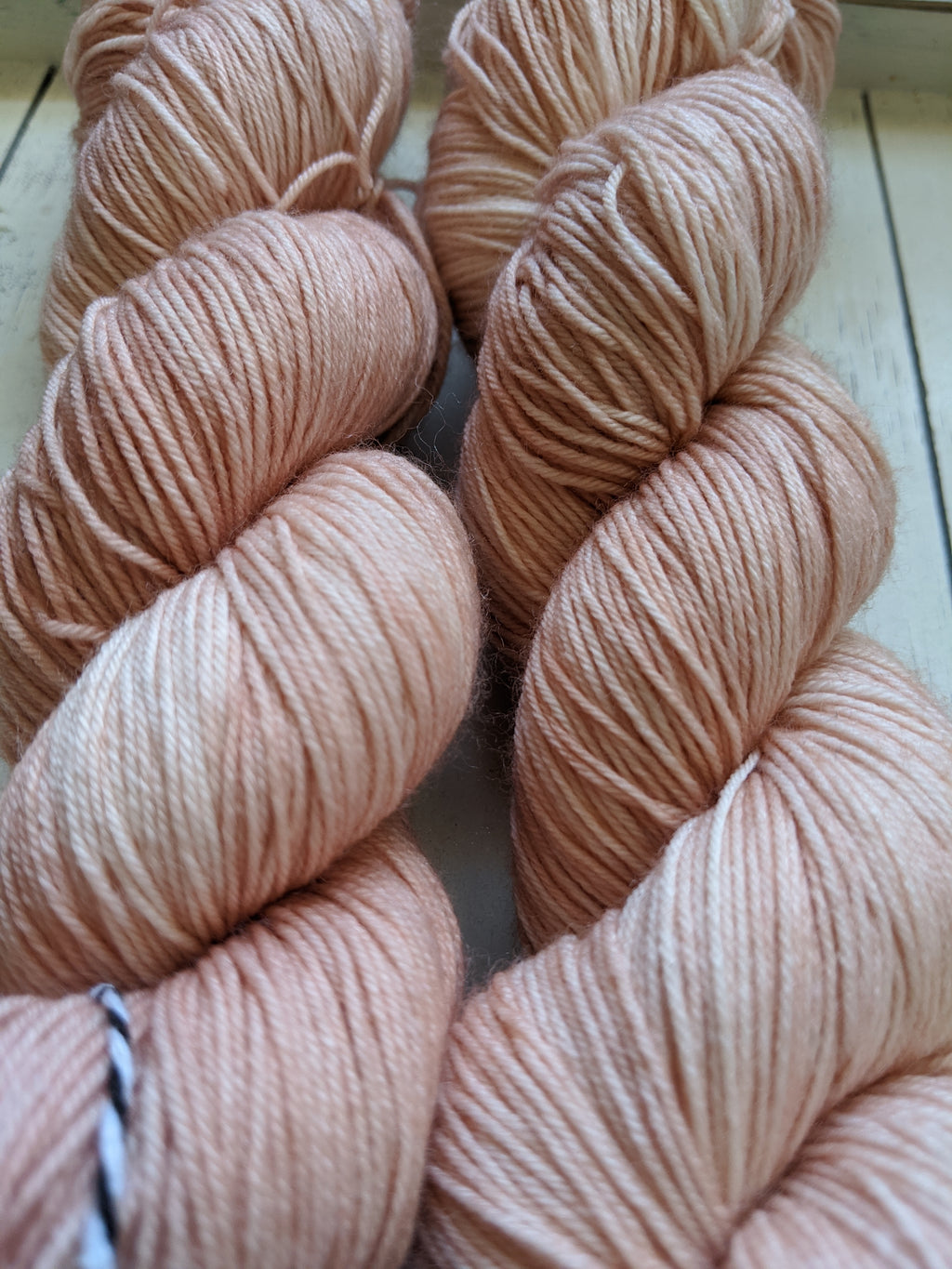 Winter Blush - Birch Hollow Fibers
