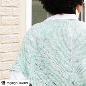 Francy Shawl Kits - Birch Hollow Fibers