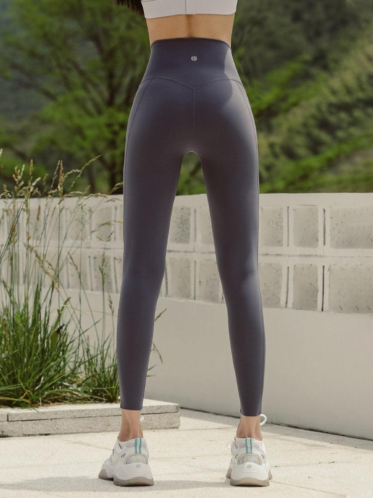 Sloli High Waist Hip Up Leggings