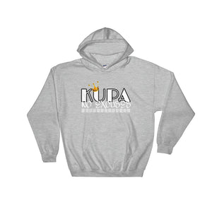 KUPA NO EXCUSES Hooded Sweatshirt