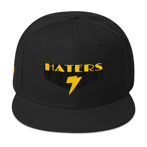 HATER RAID SNAP-BACK
